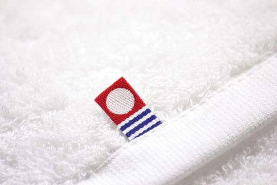 imabari towelラベル