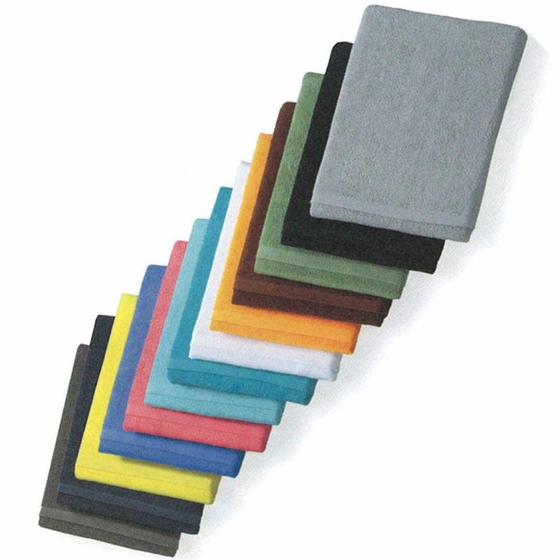 スレン染業務用バスタオル:12枚組